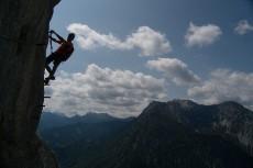 Klettersteig Wachau : Klettersteige und rauf